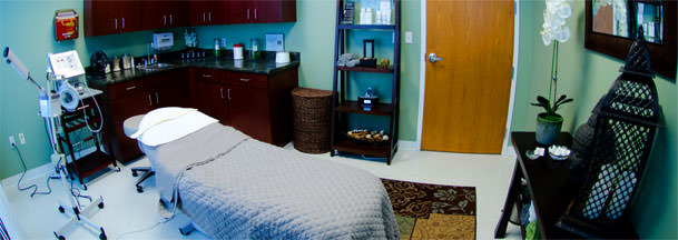 Professional skin care treatments in Panama City Beach